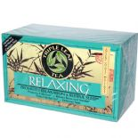 Triple Leaf Tea Herbal Relaxing Tea Drink Relaxes Stress & Tension